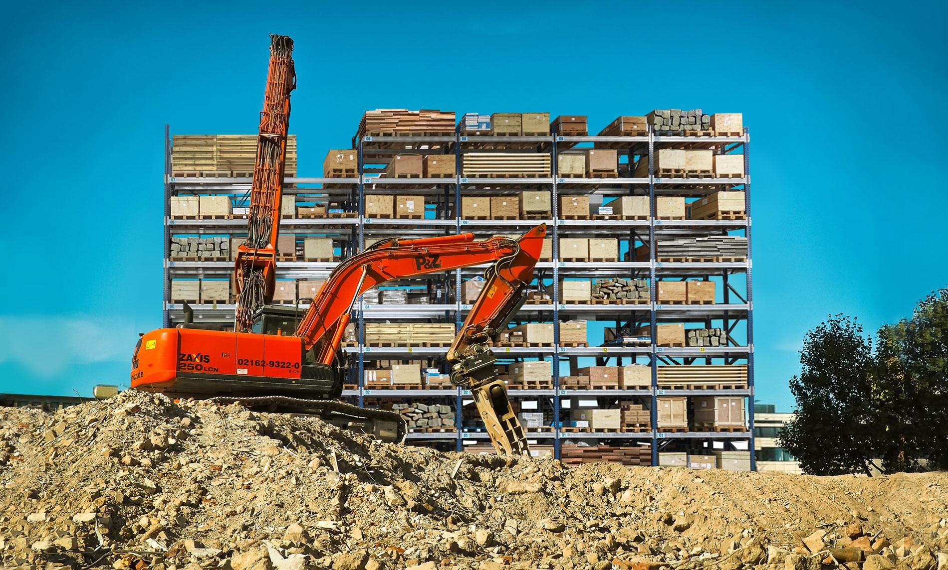 Les matériaux du bâtiment sont une ressource